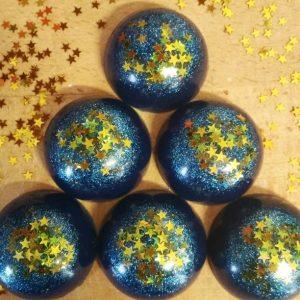 Άστρα Φωτεινά - Σετ 6 σαπούνια - Σανταλόξυλο & Μπαχαρικά